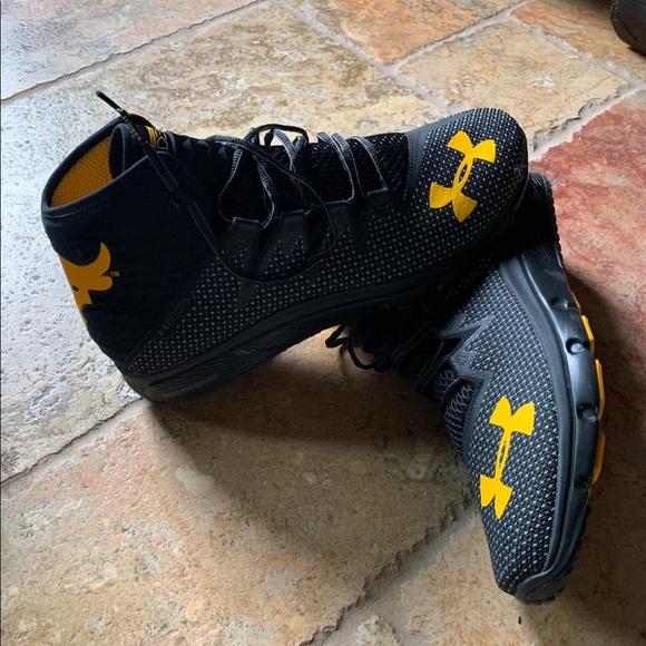 bffde6cc Under Armour Shoes | Project Rock Delta Training | Poshmark
